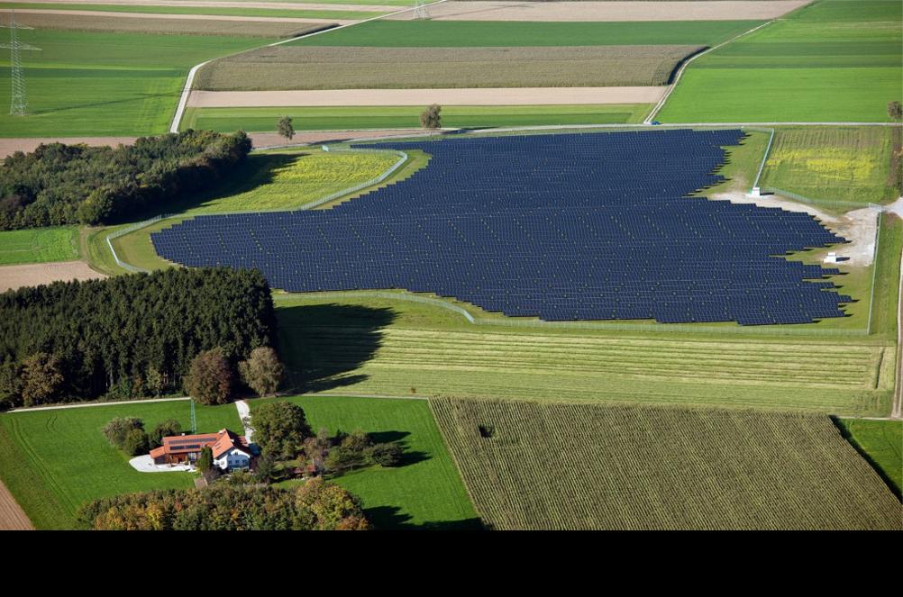 Freiflächenanlage Lengenfeld