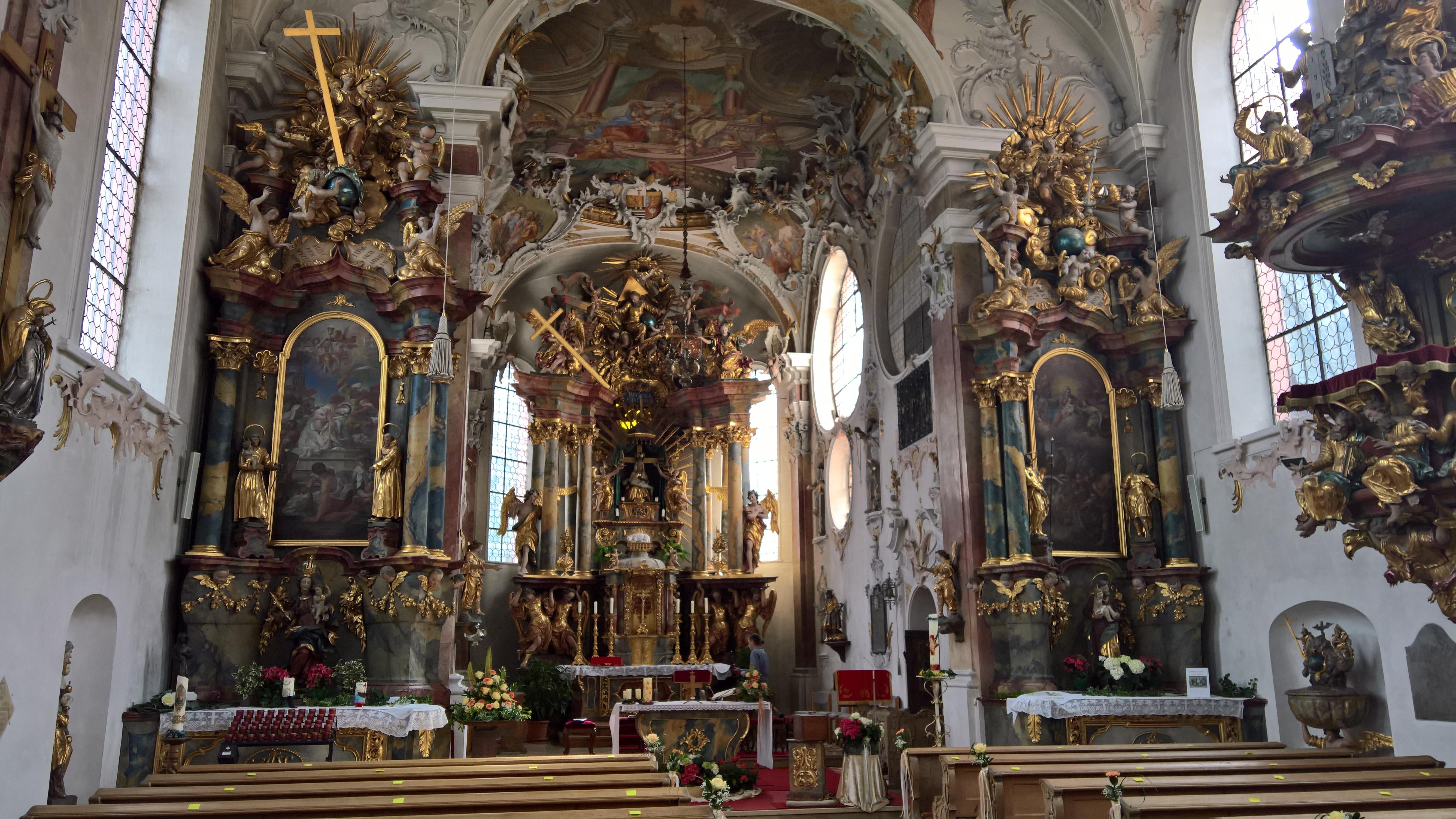 Kirche Oberostendorf