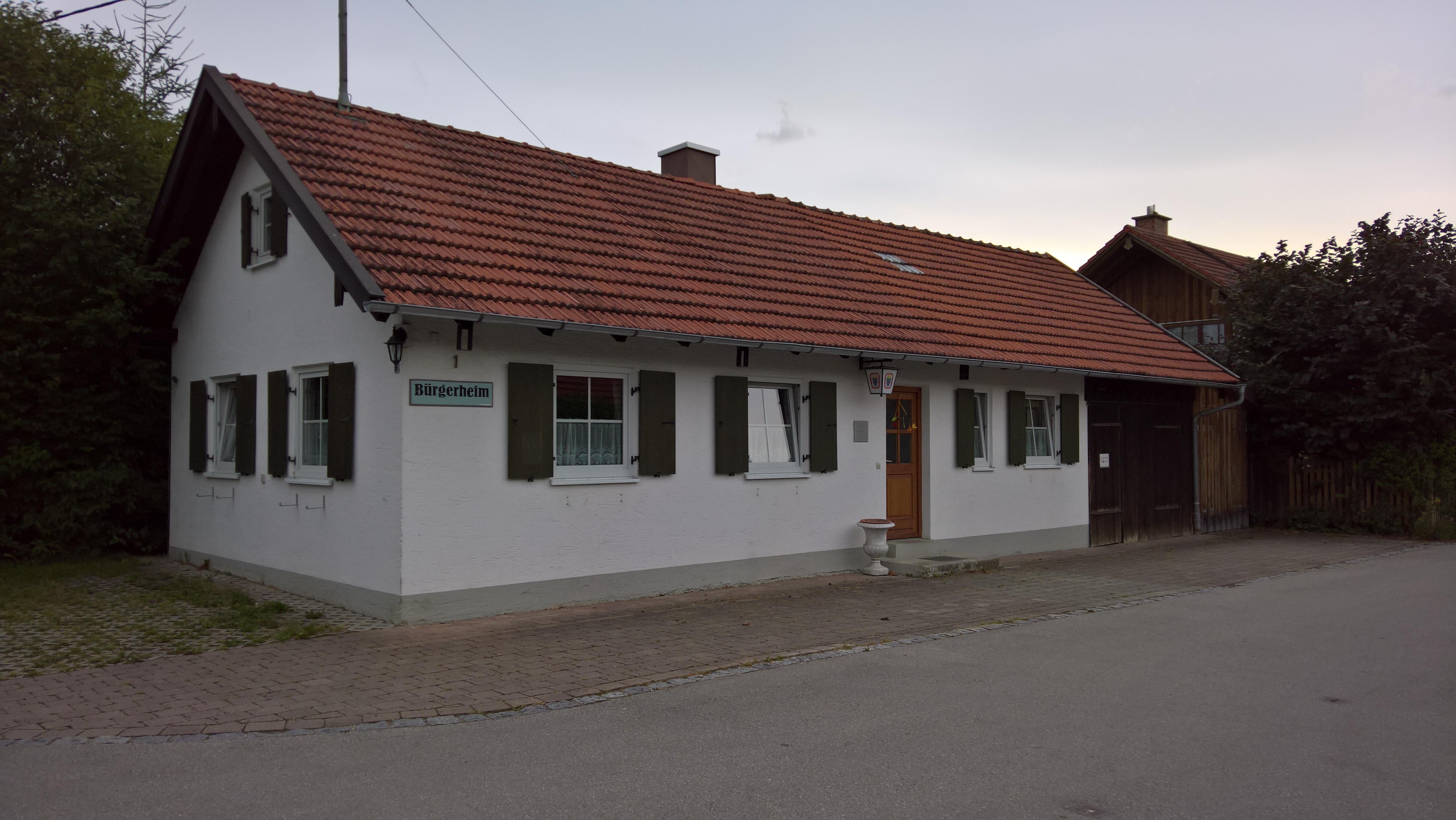 Bürgerheim Unterostendorf