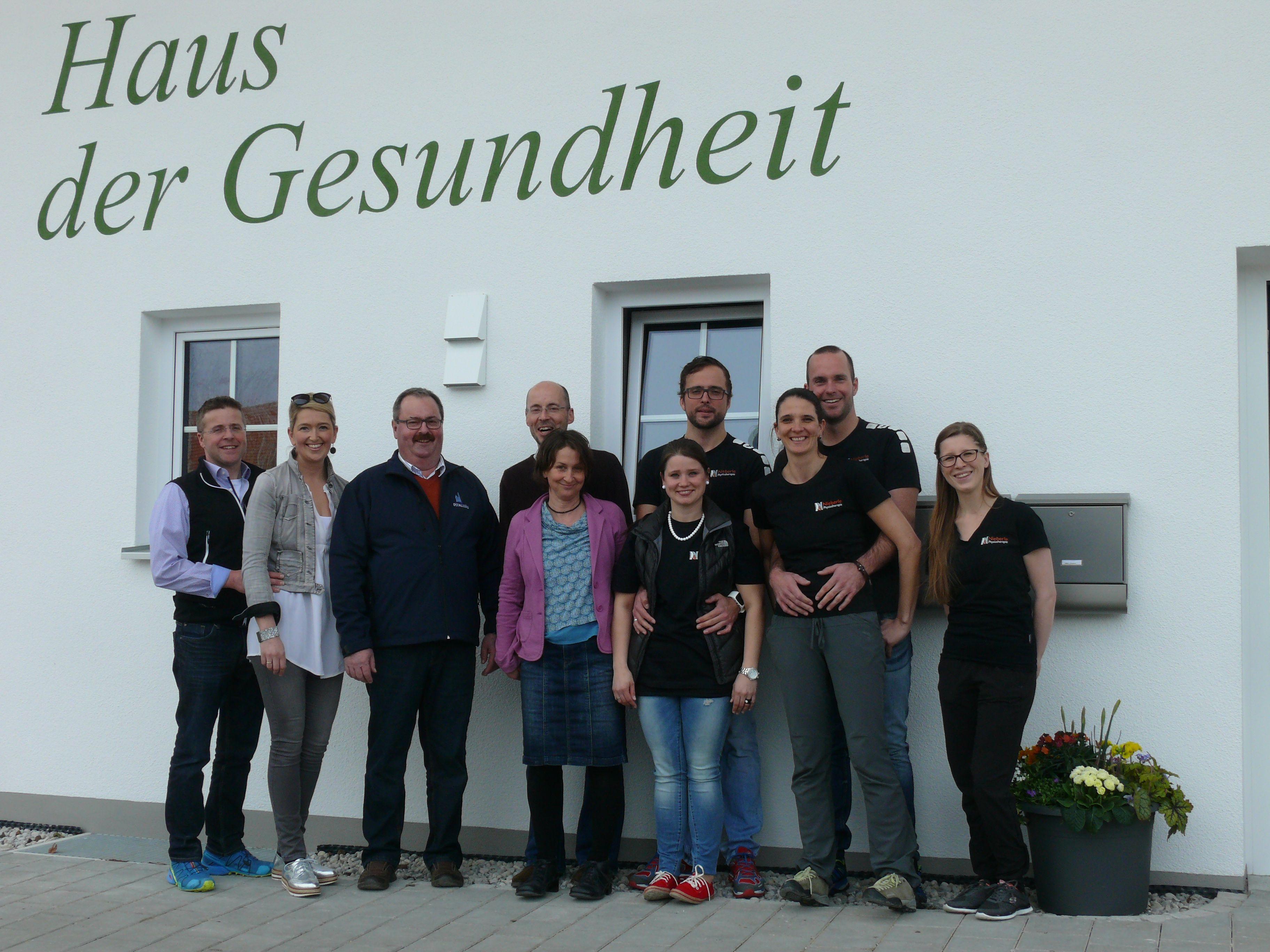 Haus der Gesundheit 2017 Oberostendorf