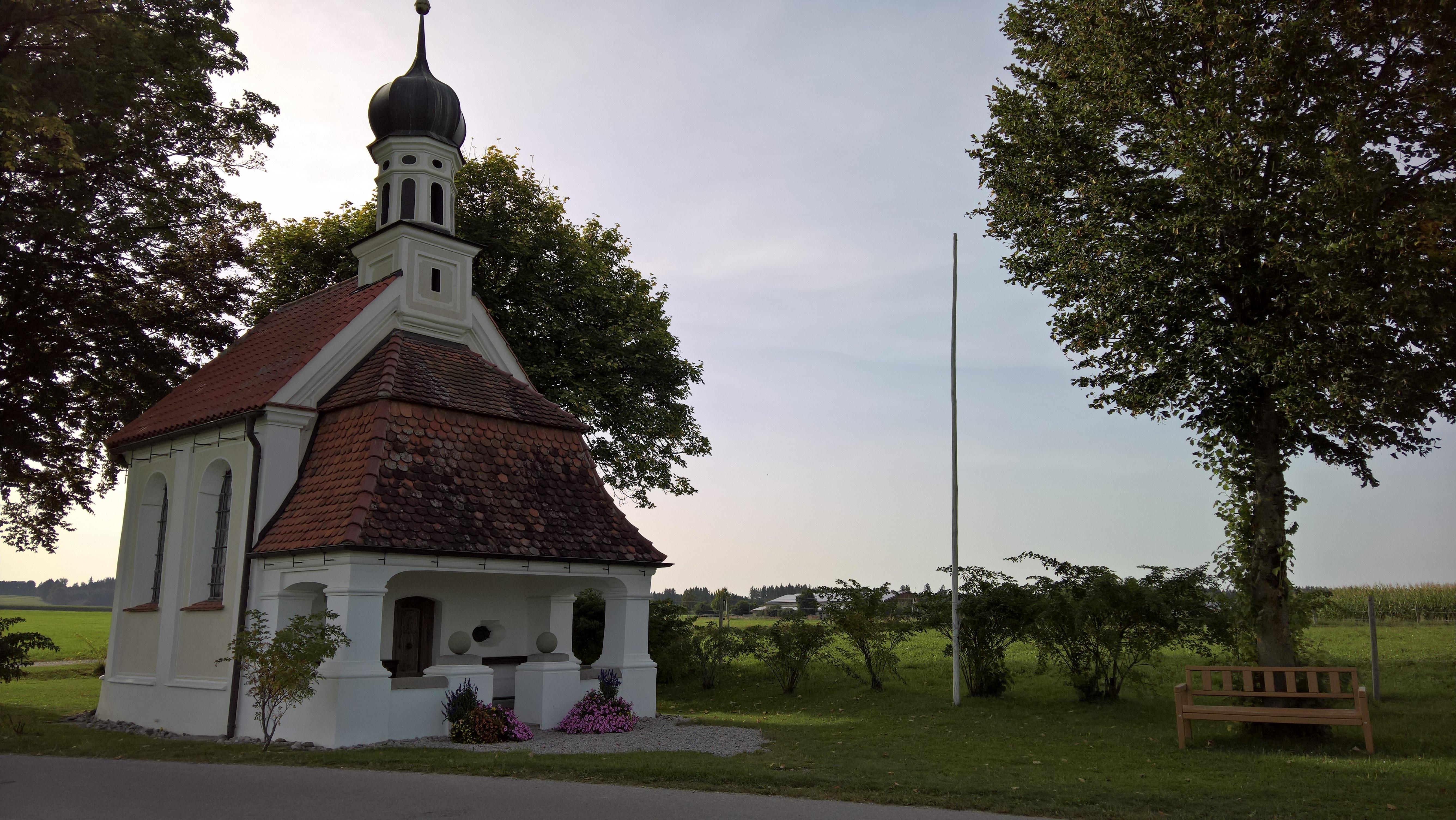 Kapelle Hl. Dreifaltigkeit Gutenberg