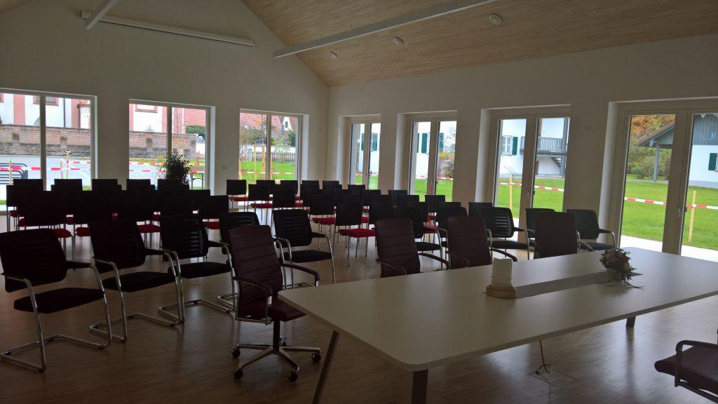 Trauungssaal Oberostendorf
