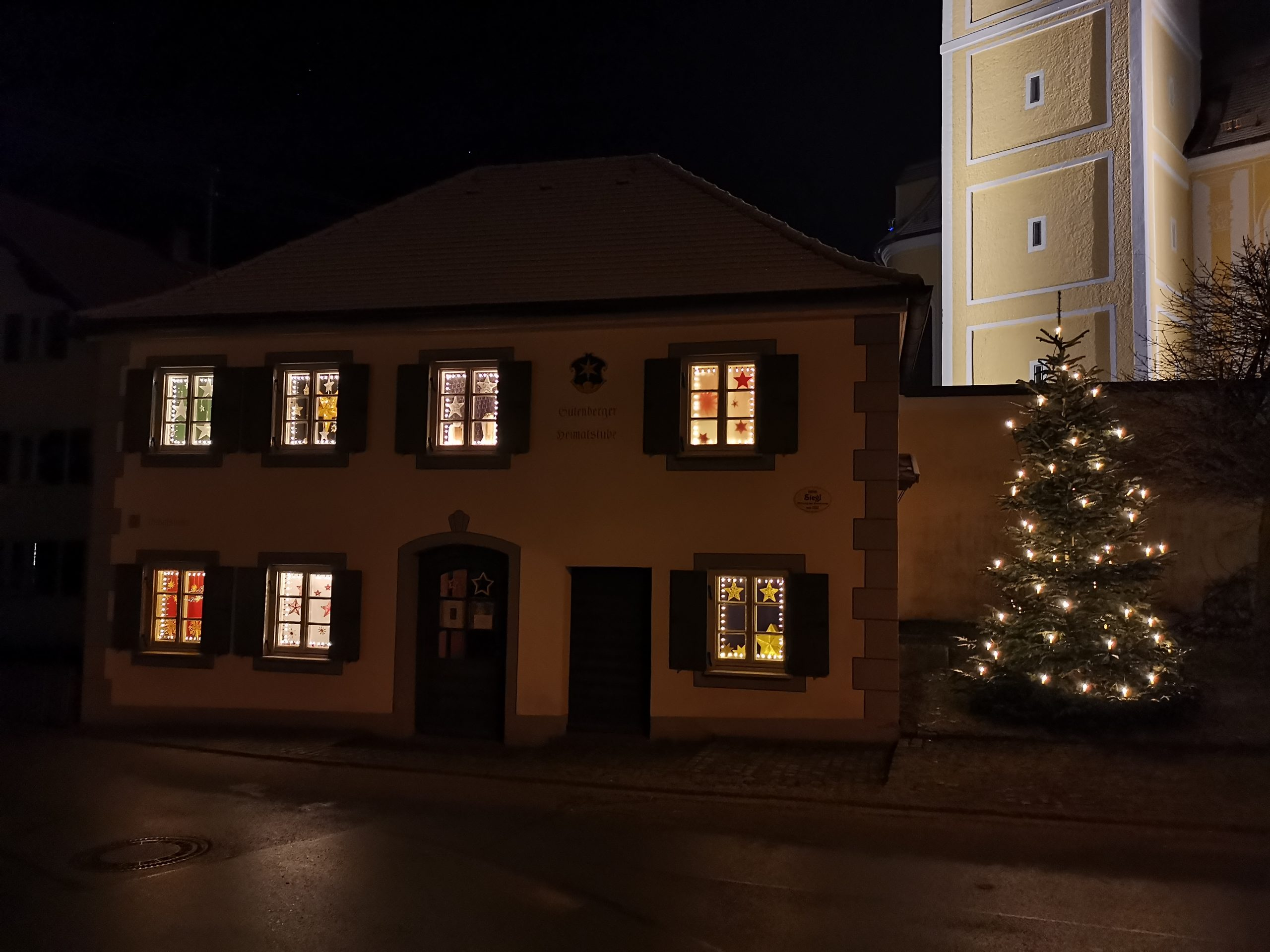Adventszeit Gutenberg Heimatmuseum